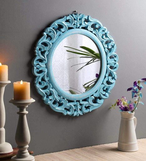 Top 10 Best Decorative Wall Mirror For Living Room India ...