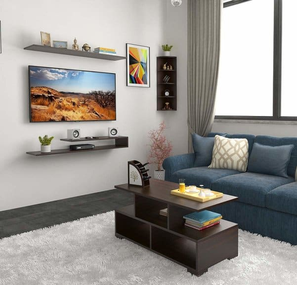 Top 5 Best Selling Tv Unit Design For Living Room In India 2021